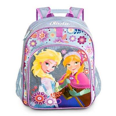 美國代購Disney公主/frozen兒童書包/背包/餐袋-現貨到合購免運喔