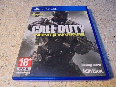 PS4 決勝時刻-無盡戰爭 Call of Duty 中文版 直購價700元 桃園《蝦米小鋪》