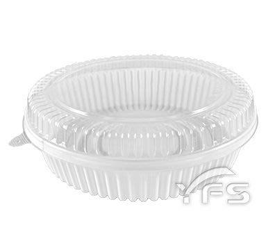 K200-5外燴餐盒(PET蓋)(2200ml) (年菜盒/煲湯鍋/魚翅羹/佛跳牆/大閘蟹/海鮮/熱炒/油飯)