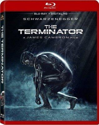 BD 全新美版【魔鬼終結者】【Terminator】Blu-ray 藍光 阿諾史瓦辛格