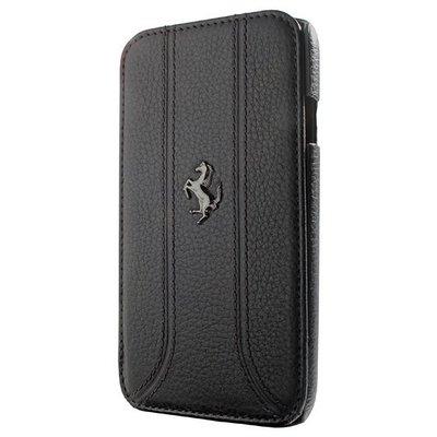 彰化手機館 SAMSUNG S4 手機皮套 三星 i9500 法拉利 Ferrari 真皮 保護套  正品 正版授權
