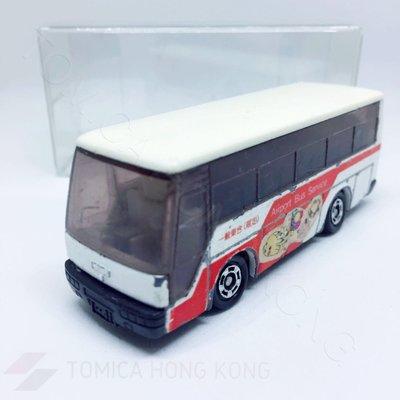 Takara Tomy Tomica No. 41 Isuzu Super Hi-Decker Bus Airport Bus Service Pokémon