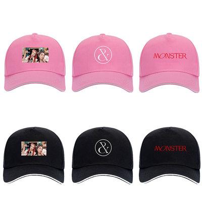 KPOP Red Velvet 棒球帽 紅貝貝 迷你 專輯 Monster 同款 太陽帽百衣百順WWAB334