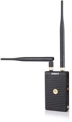 九晴天 HDMI無線傳輸 圖傳出租~SWIT S-4914T SDI/HDMI無線圖傳700公尺-單發射器