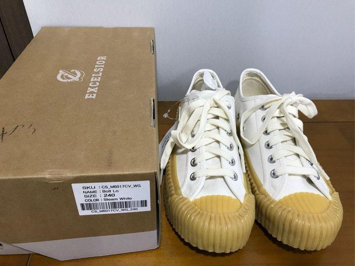 韓國火紅餅乾鞋 Excelsior 小白鞋萬年不敗款