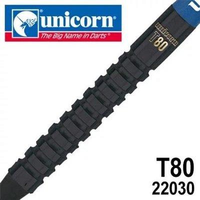 現貨!日本原裝 Unicorn T80軟式飛鏢 電子飛鏢機專用17克鎢鋼飛鏢 現貨 Dartslive 鳳凰機等皆適用