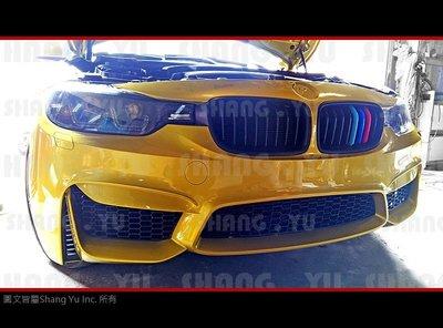 BMW F30 F31 M3 前保桿 套件 316i 318D 320D 320i 328i 330i 335i