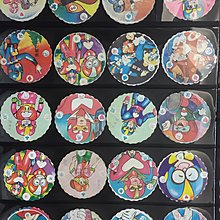 【五六年級童樂會】 早期絕版懷舊童玩尪仔標   鋼鐵小英雄   25