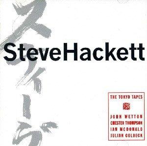 【搖滾帝國】英國搖滾(Rock)樂手 STEVE HACKET The Tokyo Tapes 1998年發行 全新進口