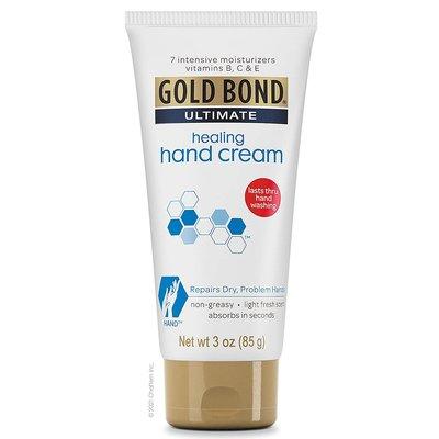 現貨 美國國民品牌 Gold Bond 修護護手霜 85g