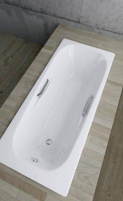 葡萄牙 BLB 琺瑯鋼板浴缸 150CM