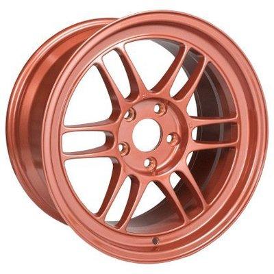 =1號倉庫= ENKEI RPF1 輕量 鋁圈 限定版 橘色 17x9J ET22 5x114.3