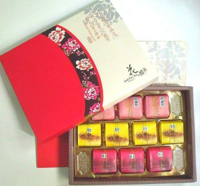 鳳凰酥(蛋黃鳳梨酥) 12入禮盒(大顆50g)~中秋節禮盒~ 蓁橙手工烘焙╮