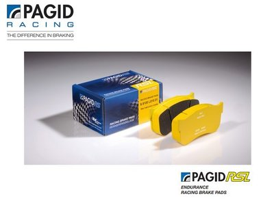 【Power Parts】PAGID RSL29 來令片 AP CP5200
