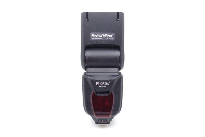 【台中青蘋果】Phottix Mitro for Canon 二手 閃光燈 #48240