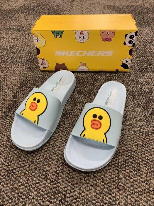 安安精品保證正品~超療育LINE聯名款拖鞋彩色Line Friendㄋ角色和毛絨泡沫輪廓鞋墊3D設計細節