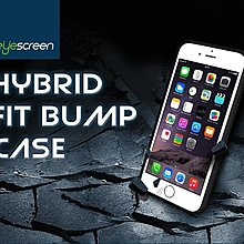 達膜最推薦!iPhone6、6sPlus Hybrid Fit 防摔殼可搭imos3D全滿版玻璃保貼 非空壓殼
