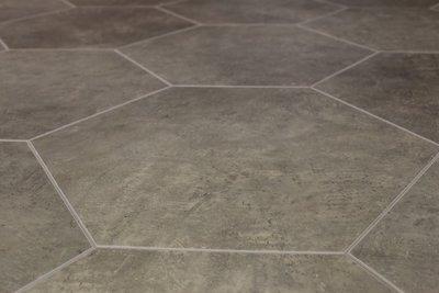 RADY品牌~超耐磨非正六角導角塑膠地板每坪2400元起**時尚塑膠地板賴桑**