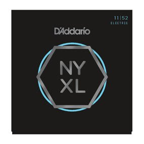 【又昇樂器 . 音響】D'Addario NYXL 1152 Nickel Wound 電吉他弦