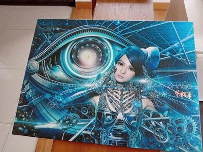 張韶涵 張韶涵 Angela Zhang 專輯CD  99.99新 機器人3D視覺限量版