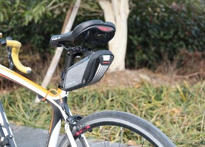 wheelup自行車尾包 公路車坐墊包單車騎行裝備配件鞍座包 單車收納包 反光騎行尾包
