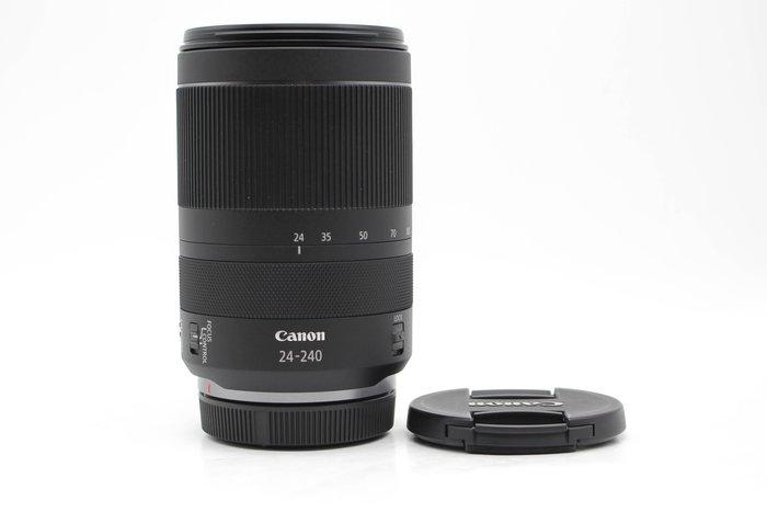 【高雄青蘋果3C】Canon RF 24-240mm F4-6.3 IS USM EOS R系列適用 公司貨#47655