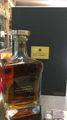 Johnnie Walker & Sons King George V 0.75L