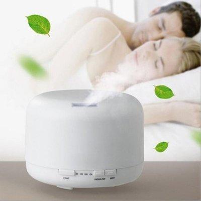 【24H】500ML加濕器 無印精油香薰機 大容量家用500ml香薰加濕器