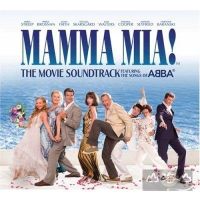 【進口版】媽媽咪呀-電影原聲帶 Mamma Mia!/O.S.T.---1774184