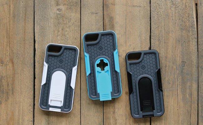 (I LOVE 樂多)X-Guard for iPhone 7 4.7吋 保護殼】蜂巢式運動設計|多元配件可搭