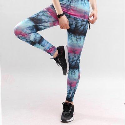 速乾褲 ENERGETICS能量女褲夏季新款跑步運動褲健身瑜伽訓練速干長褲 「花語夢」