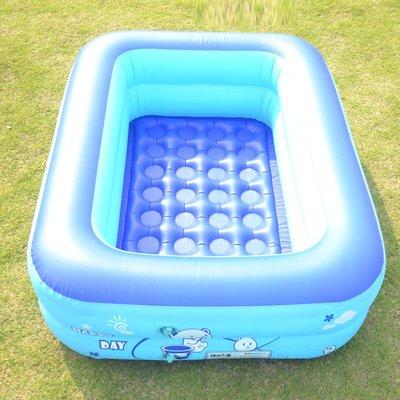 88折促銷 充氣游泳池洗澡桶充氣浴缸兒童浴池戲水池 nm1784