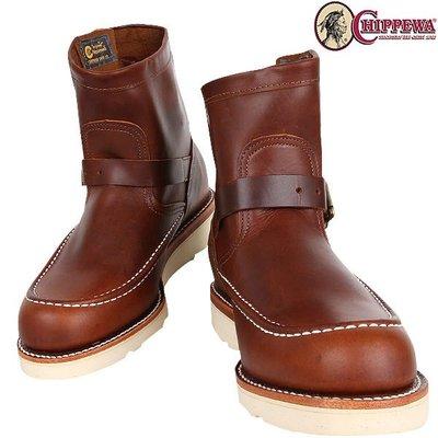 #保證正品#100%全新CHIPPEWA 95573 engineer boots 7吋工程師靴 SIZE:7.5E
