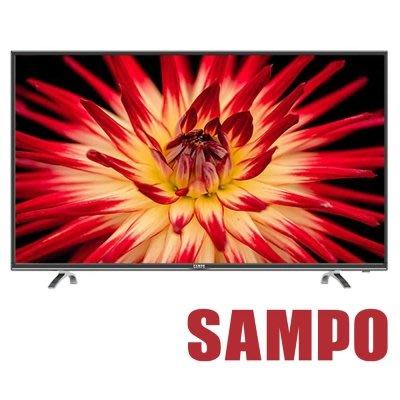 【免卡分期】SAMPO聲寶 55吋 低藍光LED液晶電視 EM-50AT17非三洋 東元