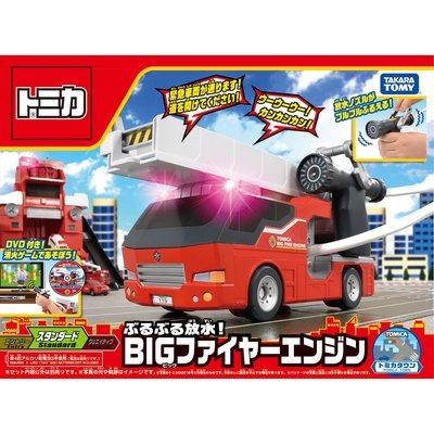 *Mickey Babe*TAKARA TOMY TM消防雲梯車(消防局連動) TW10489