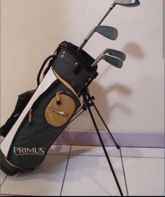 PRIMUS兒童高爾夫球套桿組