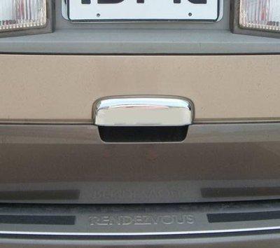 《※金螃蟹※》BUICK 別克 Rendezvous 02-07年 鍍鉻後車門把手蓋 精品 改裝 配件 台灣製造 美國