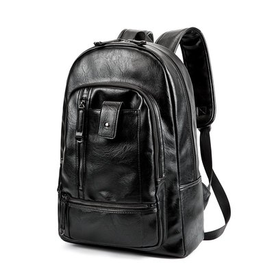 【BDCT 男裝服飾海外代購店】新款男士正韓雙肩包潮流背包電腦包時尚學生旅行包休閑男包書包潮