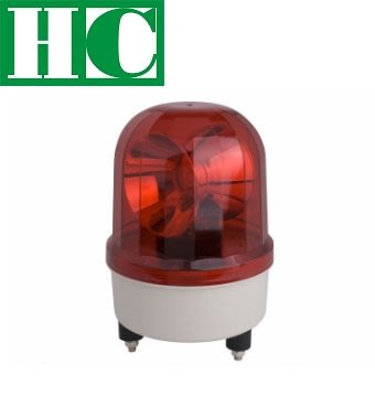 保誠科技~LK-107-2 含稅價 旋轉警示燈 另有帶蜂鳴器旋轉燈 保全.防盜.監視.監控 停車場號誌全自動安全控制系統