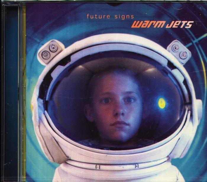 八八 ~ Warm Jets ~ Future Signs ~ CD ~ NEW