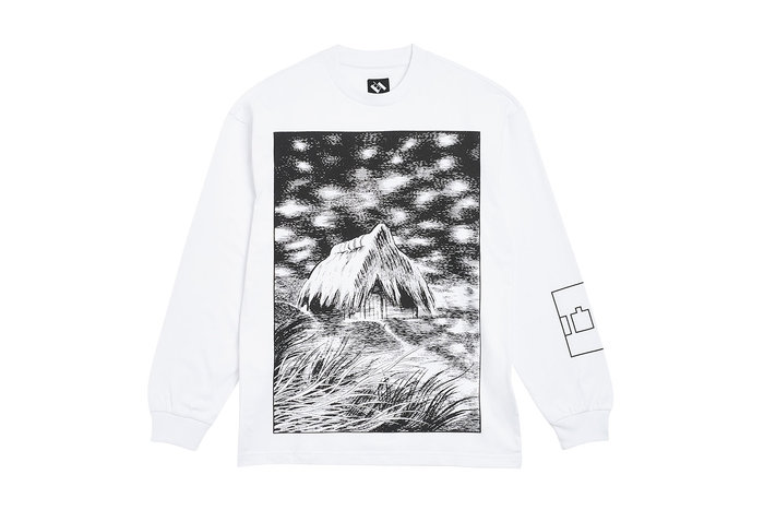 "[ LAB Taipei ] THE TRILOGY TAPES ""UNWANTED SHELTER L/S TEE"""