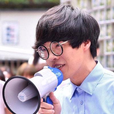 盧廣仲款圓框眼鏡 現貨  LASH CHEEKY C0107G潮流復古時尚