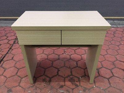香榭二手家具*全新精品 羅密歐白橡色 二抽書桌-辦公桌-電腦桌-會計桌-工作桌-美甲桌-事務桌-洽談桌-OA桌-業務桌