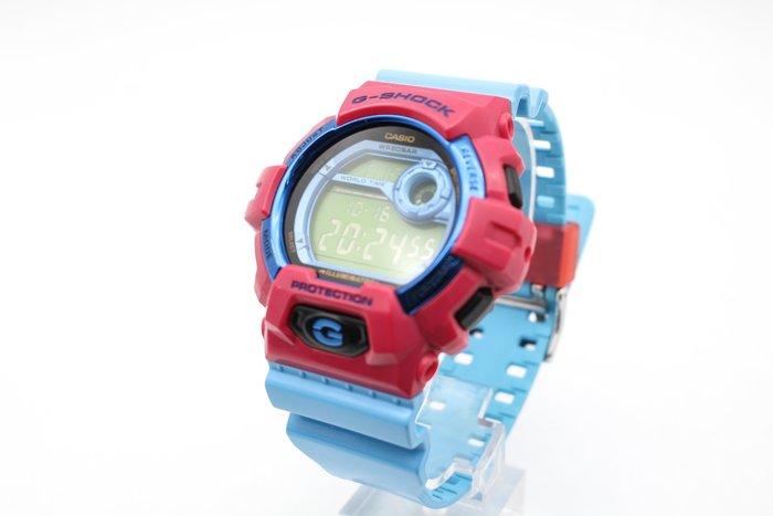 【高雄青蘋果3C】CASIO 卡西歐 G-SHOCK G-8900SC-4DR 引領時尚潮流運動錶  #29860