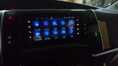 中壢富馳汽車音響 TOYOTA PREVIA汽車音響改裝 JHY R3 PREVIA 專用 7吋安卓導航影音主機