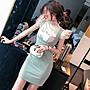 吊帶裙背帶裙薄荷綠/ 黑色/ 紅色大U領吊帶窄裙...