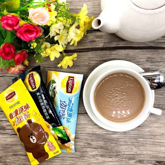 【沖泡奶茶系列】立頓奶茶 印尼奶茶Max Tea 伯朗奶茶 馬玉山奶茶 單包入