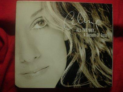 [原版光碟]F Celine Dion All The Way... A Decade Of Song