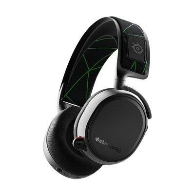 【丹麥 SteelSeries Arctis 9X 環繞 無線藍芽耳機】黑 Xbox