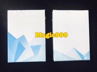 [MAGIC 999] 魔術道具~Frostbitepc playing card 冰封牌 收藏牌系列